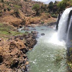 Blue Nile Falls User Photo