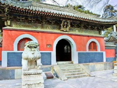 Jietai Temple
