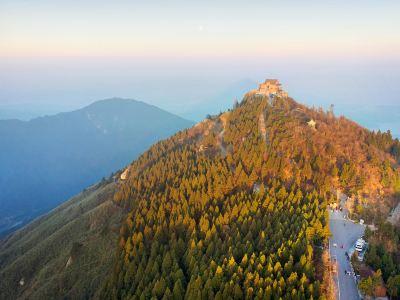 Mount Heng Scenic Area