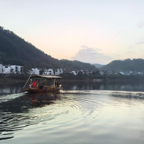 Yuliang Dam and Yuliang Town