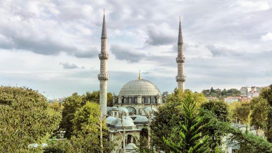 Eyup Sultan Mosque (Eyup Sultan Camii)