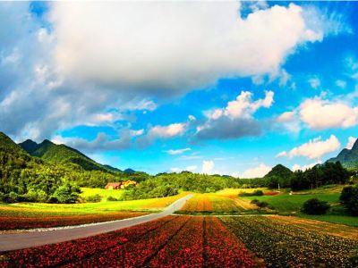 Hongchiba National Forest Park