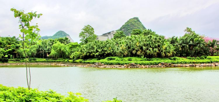 Malushan Qishi Expo Scenic Area