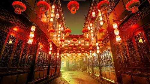 Jinli Ancient Street