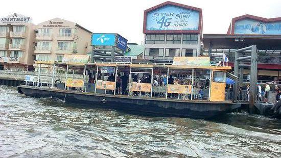 Tha Chang Pier