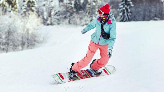 Mount Panlong Ski Field