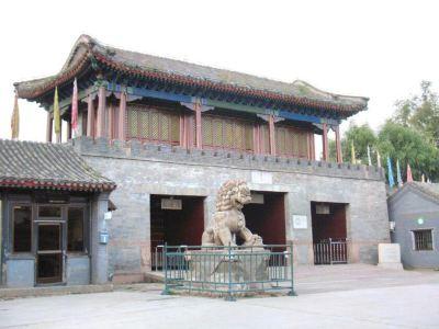 Lizheng Gate