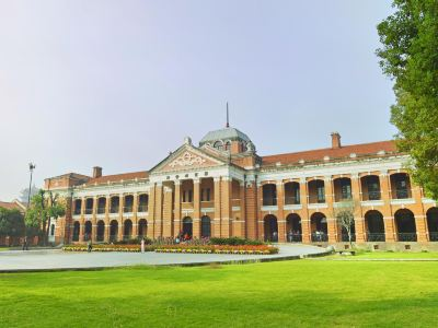 The Museum of Wuchang Uprising of 1911 Revolution