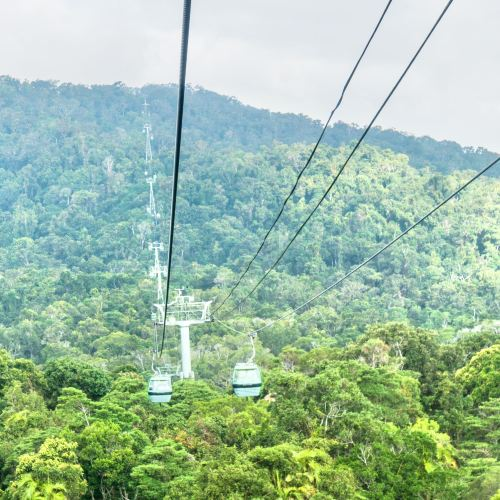 Skyrail熱帶雨林纜車
