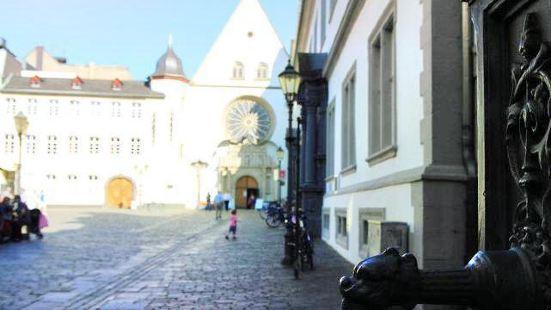 Jesuitenplatz廣場