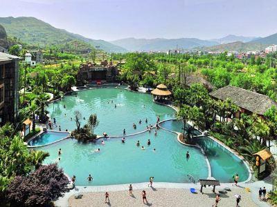 Jianmenguan Tianci Hotspring Resort