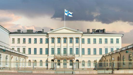핀란드 대통령궁