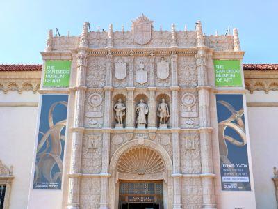 聖地亞哥美術館
