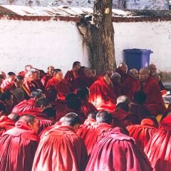 색랍사(세라 사원) 여행 사진