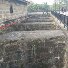 산티아고 요새 여행 사진