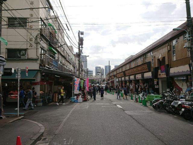 츠키지 수산시장