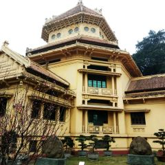하노이 국립역사박물관 여행 사진