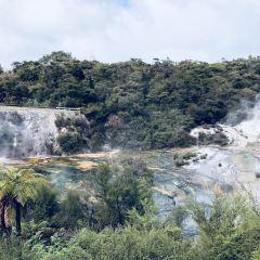 奧拉基考拉考洞穴與地熱公園用戶圖片