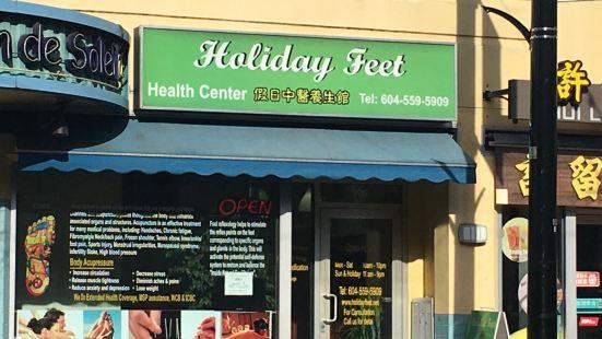 HolidayFeet Wellness Center
