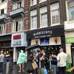 Manneken Pis Amsterdam User Photo