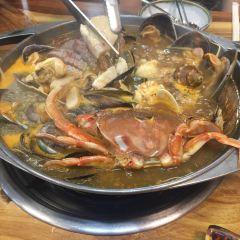 Sanxing acupoint seafood pot User Photo