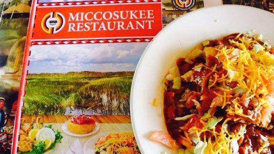Miccosukee Restaurant