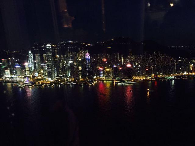 香港天際100觀景台