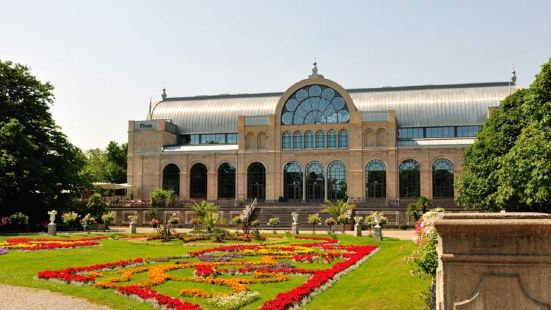 Die Flora - der Botanische Garten der Stadt Köln