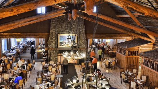 Old Faithful Inn Restaurant