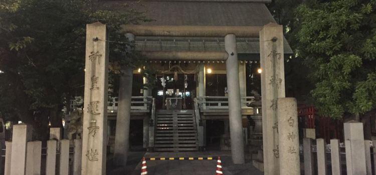 Shirakami Shrine1