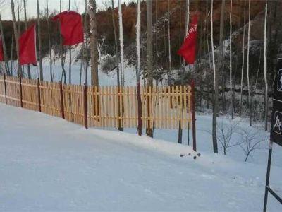 廟子溝滑雪場