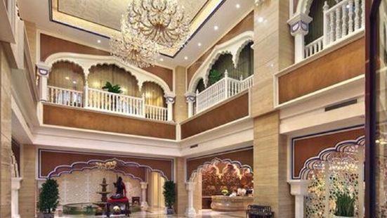 中亞酒店中餐廳