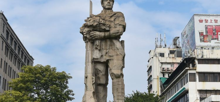 Guangzhou Liberation Statue1