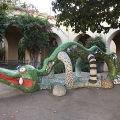 聖地亞哥巴爾波亞公園用戶圖片