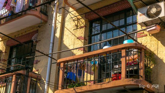 Ruan Lingyu's Former Residence
