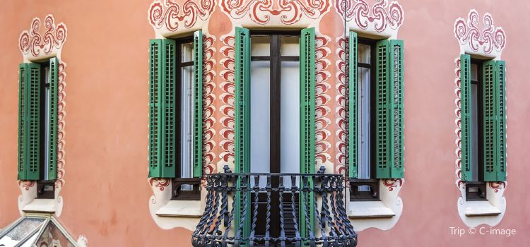 Casa Museu Gaudí1