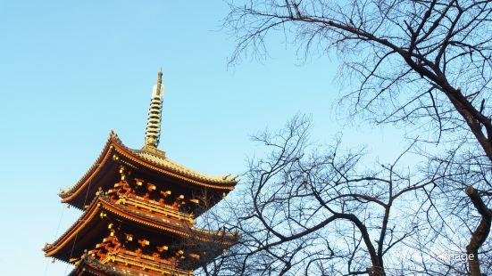 Kansen-ji Temple