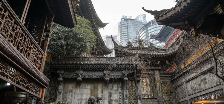 Luohan Temple3
