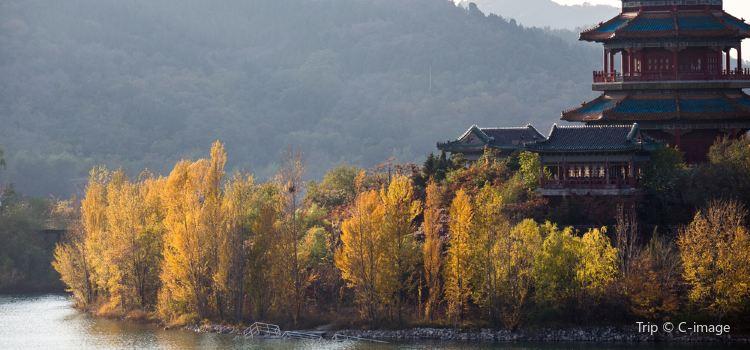 Ming Tomb Reservoir1