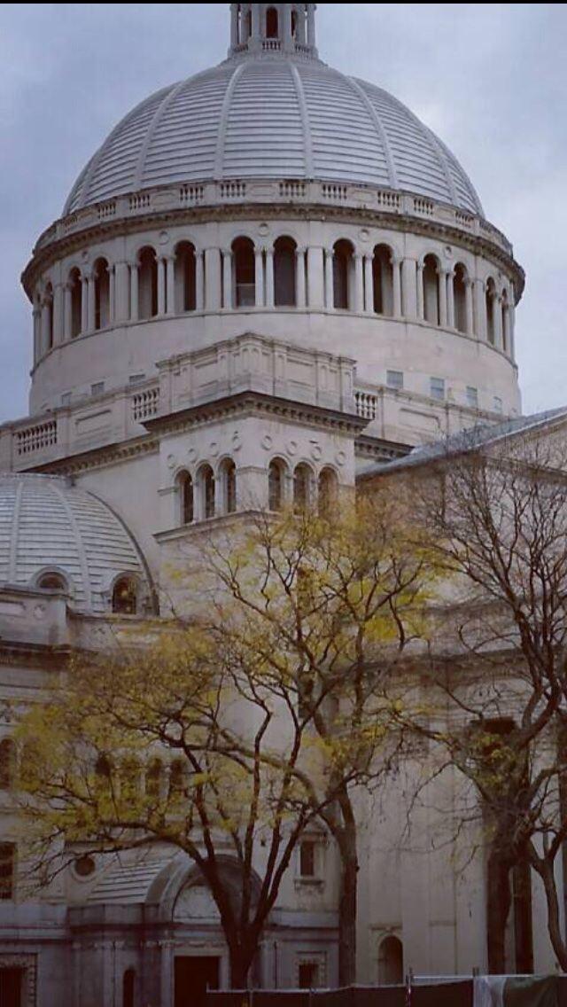 基督教科學派第一教堂