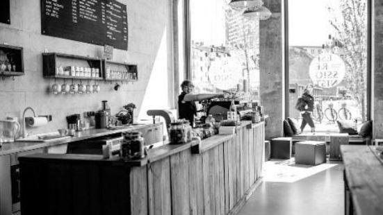 Kaffeewerk Espressionist Tower185