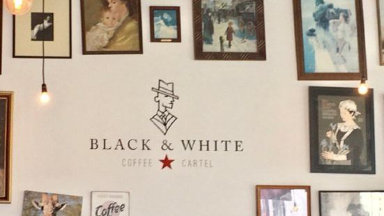 Black & White Coffee Cartel