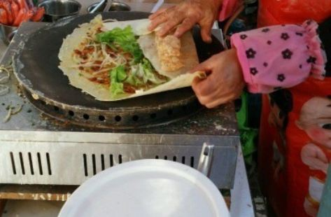 王記雜糧煎餅