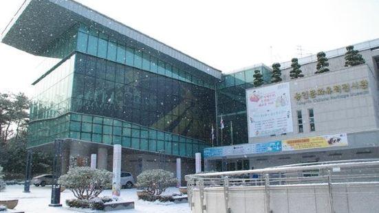 용인문화유적전시관