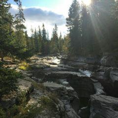 Maligne Canyon User Photo