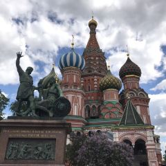 The Cathedral of Vasily the Blessed User Photo