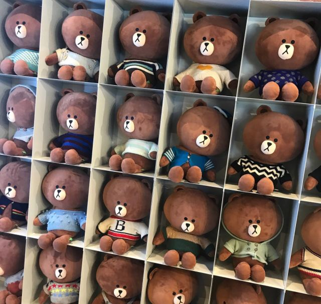 LINE FRIENDS STORE(新沙洞店)