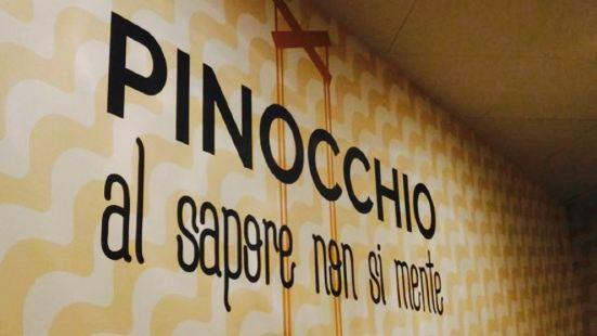 Pinocchio Al Sapore Non si Mente