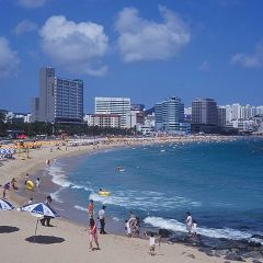 Haeundae Beach User Photo