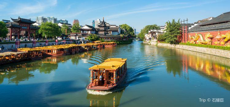 Qinhuai River Boat Tour